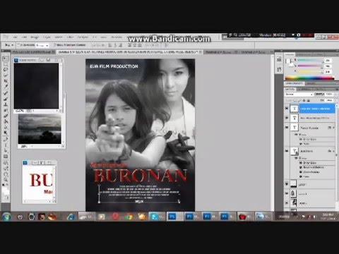 Tutorial Membuat Poster Film Menggunakan Adobe Photoshop Cs5 Em