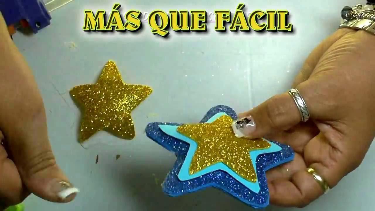 ESTRELLA DE FOAMI - YouTube