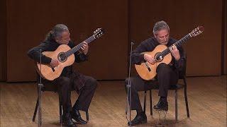 Sérgio and Odair Assad play Albéniz: Córdoba, from Cantos de España Op. 232, No. 4