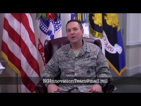 CNGB on Innovation