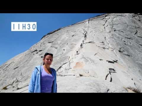 Rom & Lili - Yosemite Half Dome Trail