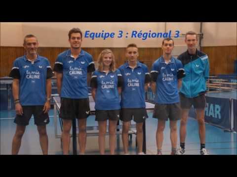 vidéo équipes régionales 2016-2017