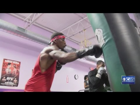 Former NC prep star athlete fighting for a chance at world boxing title