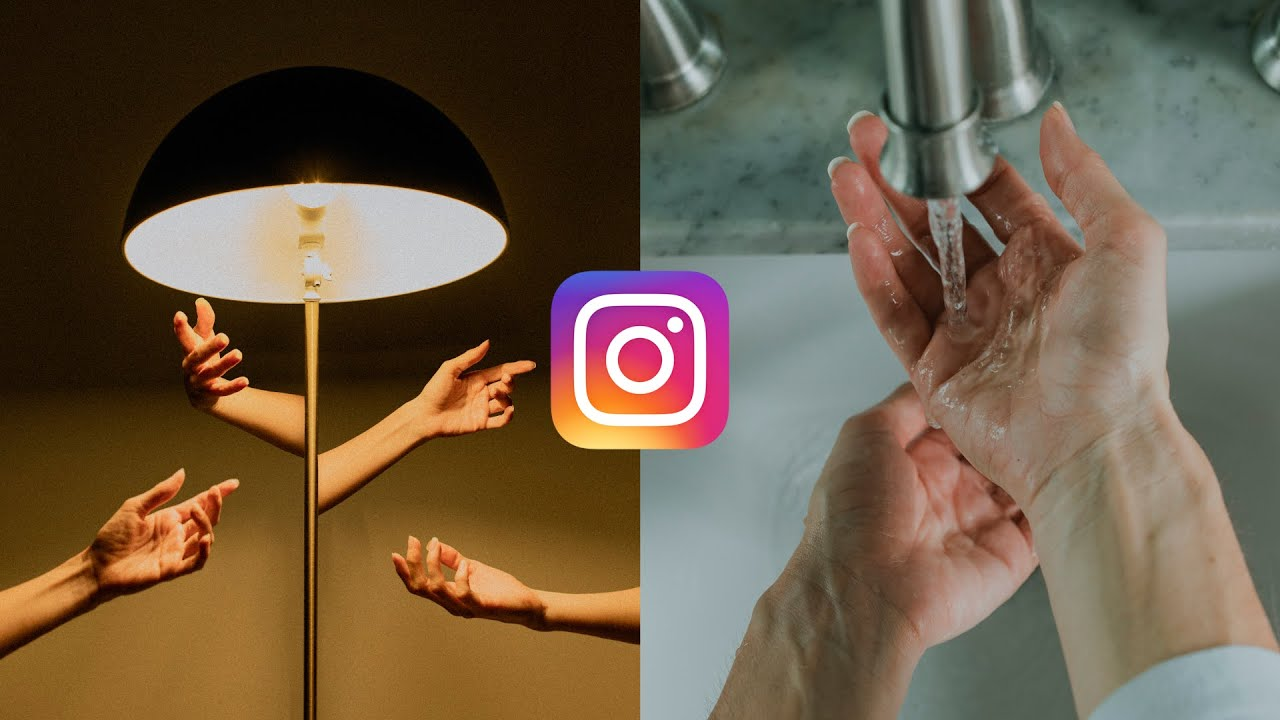 6 Home Photoshoot Ideas for Instagram (#StayHome Challenge)