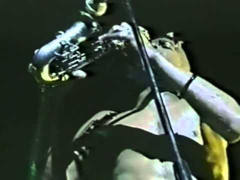 Fishbone live Club Citta Tokyo 16 FEB 1992