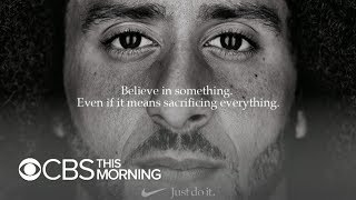 Colin Kaepernick Nike ad sparks support and outrage