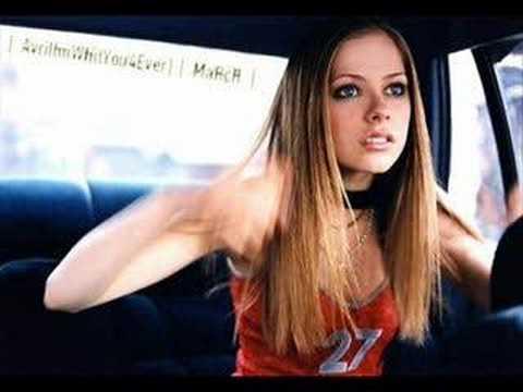 Avril Lavigne - My World:歌詞+中文翻譯