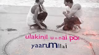 what's app best lovely status usuraye tholachan unakulla....