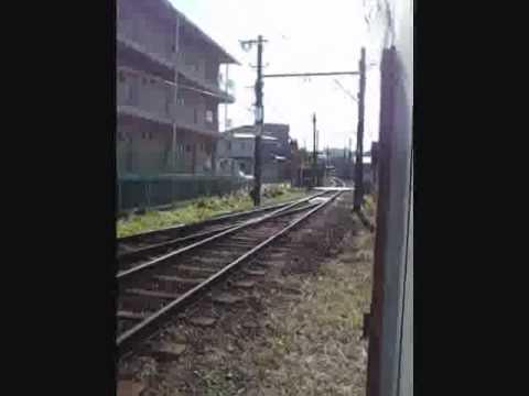 のどかなローカル線・豊橋鉄道渥...