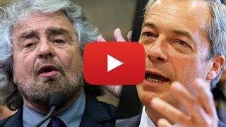 Questo è quello che pensa Nigel Farage del MoVimento 5 Stelle!!