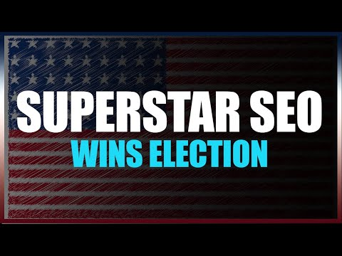 How I Won An Election With Internet Marketing: Superstar SEO Q & A #6