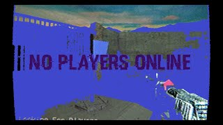 No Player's Online - Roblox Horror Game