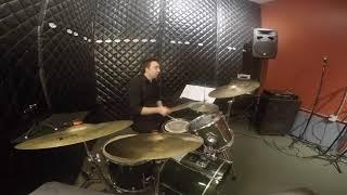 Loot Drum Cover (Excerpt)