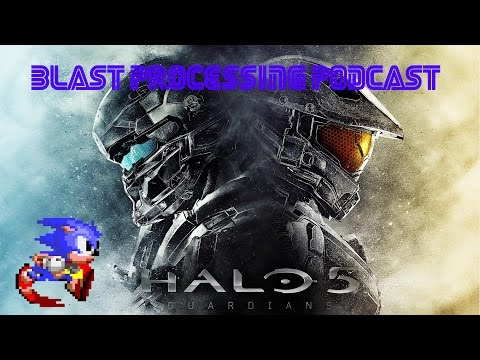 Blast Processing Podcast - EP - 0