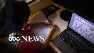 Parents share their struggles as schools reopen virtually | WNT