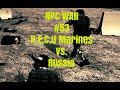 Garry's Mod NPC War #53 HECU vs. Russia