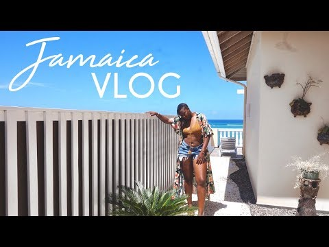 COME WITH ME TO JAMAICA  | FAM VACAY + NIGERIAN WEDDING