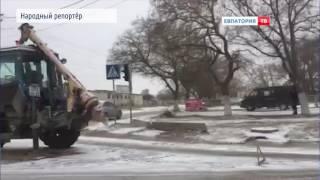 Трактор втратив колесо - ''Народний репортер''