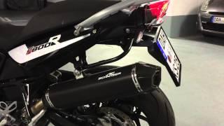 BMW F 800 R AC Schnitzer Videos