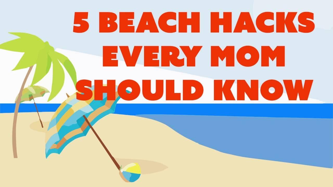 5 Beach Hacks