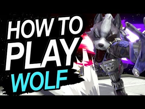 How To Play Wolf In Smash Ultimate