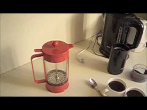 Easy clean French Press coffee with Tambaroo.m4v