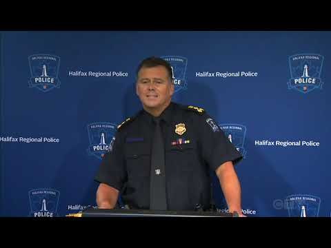 Halifax police chief: Officers responded 'appropriately' to protests