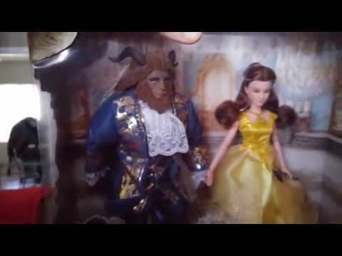 Beauty and beast toy show