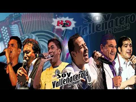 Mix Vallenatero - Silvestre, Diomedes, Kaleth, Martin, Peter y Poncho