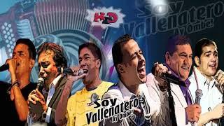 Mix Vallenatero vol 1 - Silvestre, Diomedes, Kaleth, Martin, Peter y Poncho