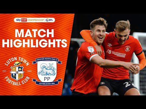 Luton Preston Goals And Highlights