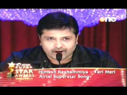 Himesh Got Best Music Director award
