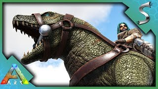 Download lagu MEGALANIA TAMINGBREEDING HOW TO FINDWALKING ON THE CEILING Ark Survival Evolved MP3