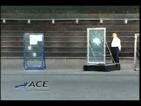 Ace Bullet Resistant Glass Film