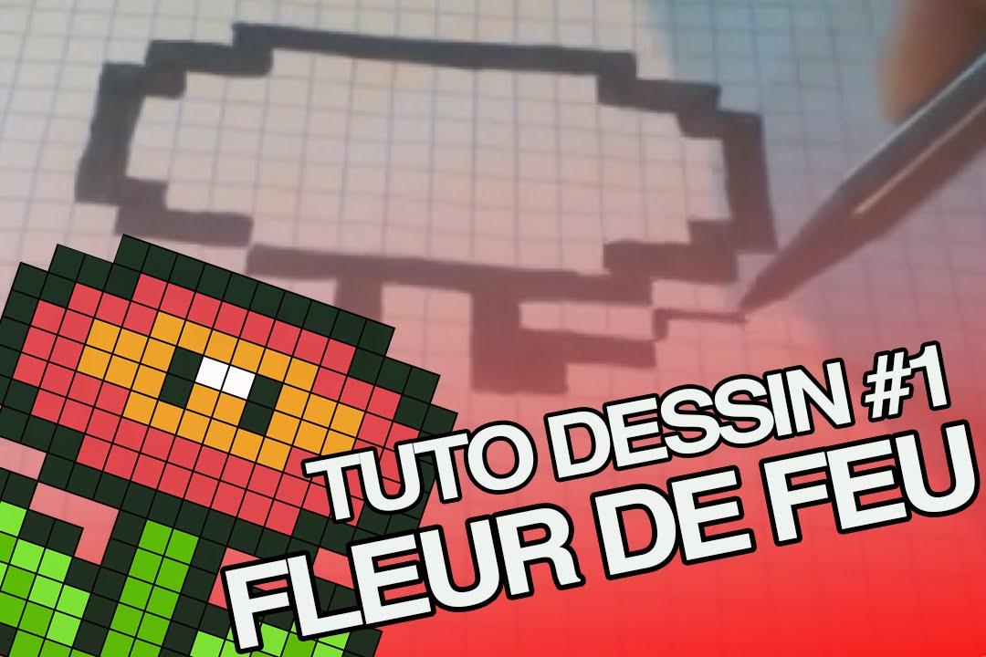Tuto Dessin 1 La Fleur De Feu Youtube