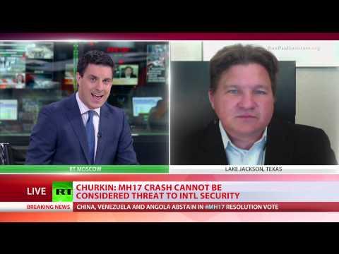 'MH17 tribunal is pure propaganda ploy'  Ron Paul Institute exec dir