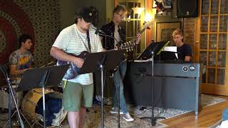 Sean Nic Alex Zach Performing Your Song Main Street Music and Art Studio
