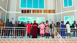 NAMI NIMO (Remix) - THE SURVIVORS GOSPEL CHOIR FEAT ZABRON SINGERS (OFFICIAL MUSIC VIDEO )