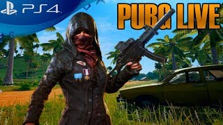 PUBG PS4 PRO Gameplay // PUBG PS4 DAY 4