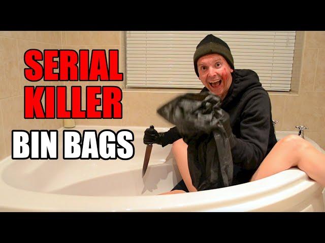 Serial Killer Bin Bags