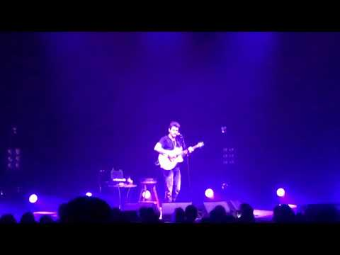 John Mayer Acoustic - New Light - cancer benefit Baltimore Lyric 10/7/2018