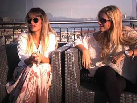 Dj´s Lyla & Allure Interview Globo International