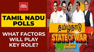 Tamil Nadu Elections 2021: What Are The Factors That Will Play A Significant Role? | Newstrack