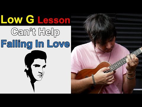 Can't Help Falling In Love - Ukulele Tutorial (Elvis Presley)