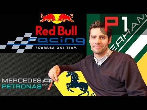 F1 guru - Marc Priestley goes in-depth into the world of F1