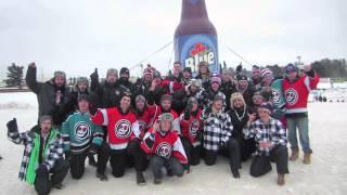 Eagle River Pond Hockey 2015