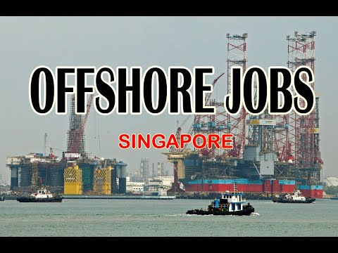 Singapore Offshore Job