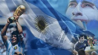 Lionel Messi - Story With Argentina || TRAILER