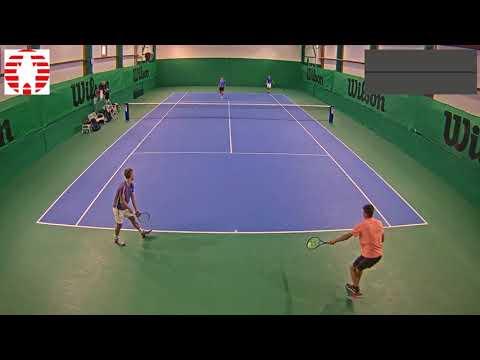 Motl Štěpánek vs  Smola Matuszewski 26 10 2017 ITF Futures Jablonec nad Nisou   muži