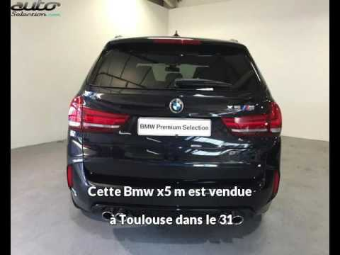 bmw x5 m occasion visible toulouse pr sent e par bmw pelras youtube. Black Bedroom Furniture Sets. Home Design Ideas